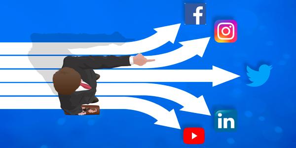 Comment choisir le réseau social adapté à son activité pour le Social Selling?