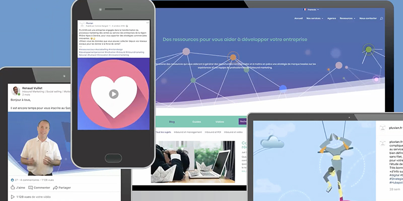 Quels services propose une agence de communication digitale