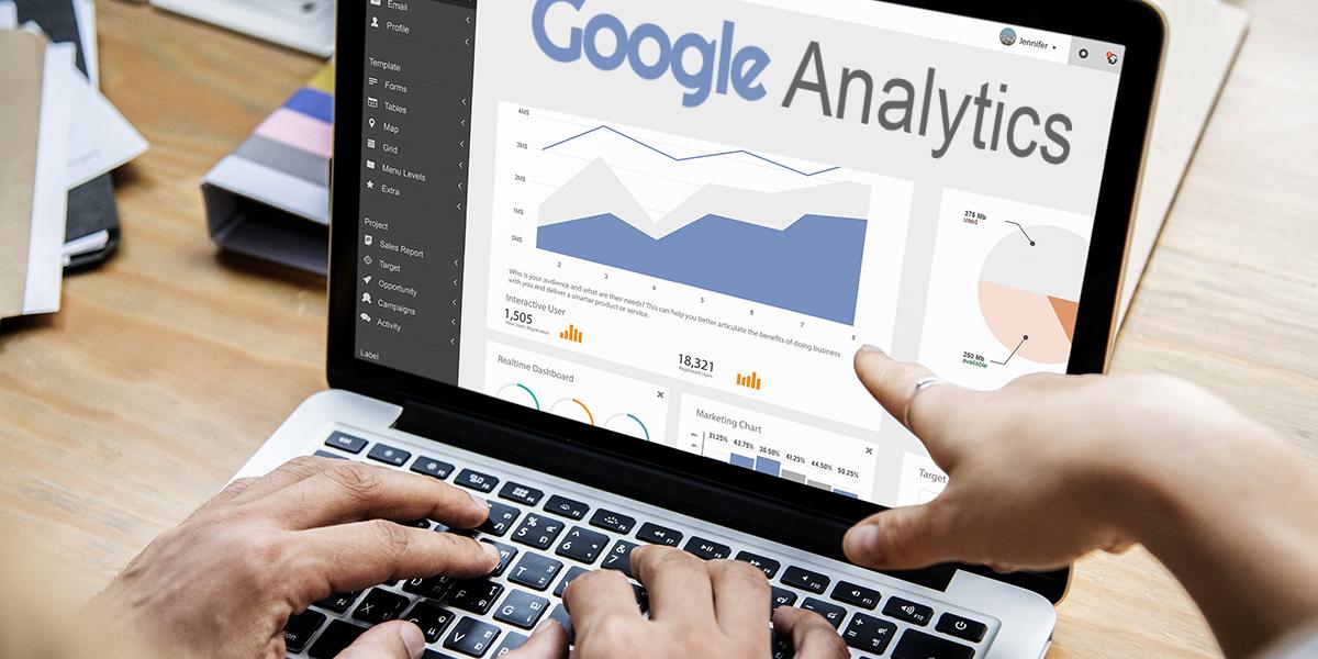 Nouveaux utilisateurs Google Analytics